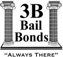 Logo, 3B Bail Bonds, Bail Bonding in Ponca City, OK
